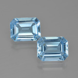 thumb image of 5.2ct Octagon Facet Swiss Blue Topaz (ID: 405680)
