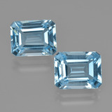thumb image of 6.2ct Octagon Facet Swiss Blue Topaz (ID: 405733)