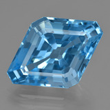 thumb image of 22.2ct Fancy Facet Swiss Blue Topaz (ID: 409762)