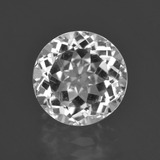 thumb image of 4.8ct Round Facet White Topaz (ID: 410121)
