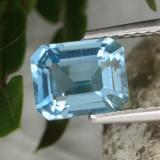 thumb image of 1.7ct Octagon Facet London Blue Topaz (ID: 414936)