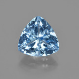 thumb image of 4ct Trillion Facet Swiss Blue Topaz (ID: 415727)