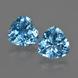 thumb image of 8ct Trillion Facet Swiss Blue Topaz (ID: 416094)