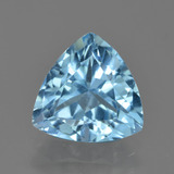 thumb image of 4ct Trillion Facet Swiss Blue Topaz (ID: 417698)