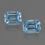 thumb image of 5.8ct Octagon Facet Swiss Blue Topaz (ID: 419319)