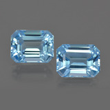 thumb image of 5.8ct Octagon Facet Swiss Blue Topaz (ID: 419807)