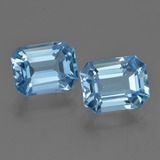 thumb image of 5.8ct Octagon Facet Swiss Blue Topaz (ID: 419847)