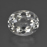 thumb image of 4.8ct Oval Facet White Topaz (ID: 422011)