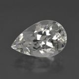 thumb image of 5.4ct Pear Facet White Topaz (ID: 422349)