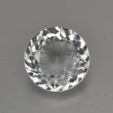 thumb image of 5.3ct Round Facet White Topaz (ID: 422544)