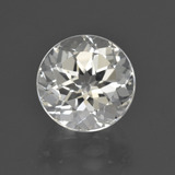 thumb image of 4.9ct Round Facet White Topaz (ID: 422549)