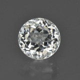 thumb image of 4.4ct Round Facet White Topaz (ID: 422550)