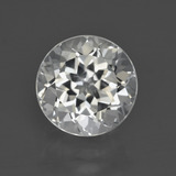 thumb image of 4.9ct Round Facet White Topaz (ID: 422554)
