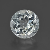 thumb image of 4.8ct Round Facet White Topaz (ID: 422559)