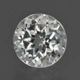 thumb image of 5.5ct Round Facet White Topaz (ID: 422581)