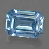 thumb image of 17.9ct Octagon Facet Swiss Blue Topaz (ID: 422654)