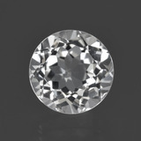thumb image of 4.2ct Round Facet White Topaz (ID: 422876)
