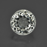 thumb image of 4ct Round Facet White Topaz (ID: 422920)