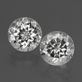 thumb image of 7.4ct Round Facet White Topaz (ID: 425551)