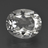 thumb image of 4.5ct Oval Facet White Topaz (ID: 425876)