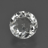 thumb image of 2.6ct Round Facet White Topaz (ID: 425996)