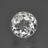 thumb image of 3.2ct Round Facet White Topaz (ID: 425997)