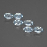 thumb image of 1.5ct Oval Facet Swiss Blue Topaz (ID: 429805)