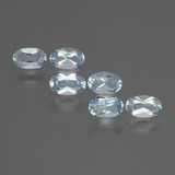 thumb image of 1.6ct Oval Facet Swiss Blue Topaz (ID: 429807)