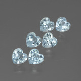 thumb image of 1.7ct Heart Facet Swiss Blue Topaz (ID: 430129)