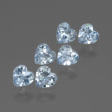 thumb image of 1.6ct Heart Facet Swiss Blue Topaz (ID: 430273)