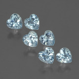 thumb image of 1.8ct Heart Facet Swiss Blue Topaz (ID: 430327)