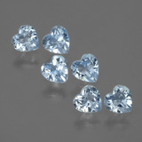thumb image of 1.7ct Heart Facet Swiss Blue Topaz (ID: 430332)