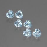 thumb image of 1.7ct Heart Facet Swiss Blue Topaz (ID: 430578)