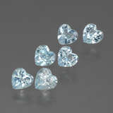 thumb image of 1.6ct Heart Facet Swiss Blue Topaz (ID: 430884)