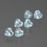 thumb image of 1.5ct Heart Facet Swiss Blue Topaz (ID: 430887)