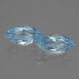 thumb image of 4.6ct Marquise Facet Swiss Blue Topaz (ID: 432496)