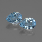 thumb image of 1.7ct Pear Facet Swiss Blue Topaz (ID: 432623)