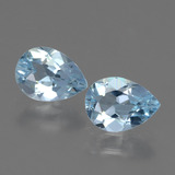 thumb image of 1.7ct Pear Facet Swiss Blue Topaz (ID: 432700)