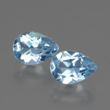 thumb image of 1.7ct Pear Facet Swiss Blue Topaz (ID: 432701)