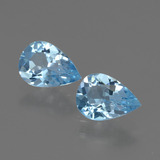 thumb image of 1.5ct Pear Facet Swiss Blue Topaz (ID: 432703)