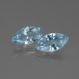 thumb image of 3.8ct Marquise Facet Swiss Blue Topaz (ID: 432754)