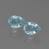 thumb image of 1.7ct Pear Facet Swiss Blue Topaz (ID: 432785)