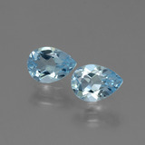 thumb image of 1.7ct Pear Facet Swiss Blue Topaz (ID: 432787)