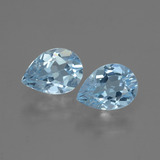 thumb image of 1.7ct Pear Facet Swiss Blue Topaz (ID: 432920)