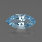 thumb image of 2ct Marquise Facet Swiss Blue Topaz (ID: 432968)