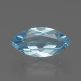 thumb image of 2.2ct Marquise Facet Swiss Blue Topaz (ID: 432970)
