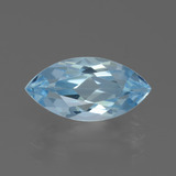 thumb image of 2.8ct Marquise Facet Swiss Blue Topaz (ID: 432973)