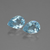 thumb image of 1.8ct Pear Facet Swiss Blue Topaz (ID: 432981)