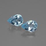 thumb image of 1.4ct Pear Facet Swiss Blue Topaz (ID: 432985)