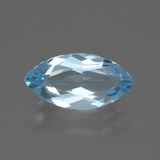thumb image of 2.4ct Marquise Facet Swiss Blue Topaz (ID: 433035)